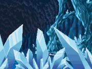 Cristales en la Vía Cristalina MM2