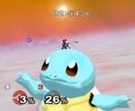 Globo Squirtle SSBM