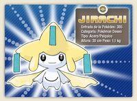 Evento jirachi