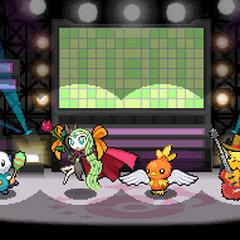 En el Musical Pokémon especial de <a href=