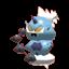Thundurus avatar Rumble
