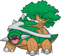 Torterra (dream world)