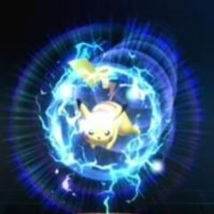 Trofeo del Smash Final de Pikachu.