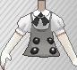 Blusa conjuntada gris
