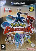 Caratula Pokémon Colosseum