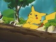 EP001 Pikachu atado