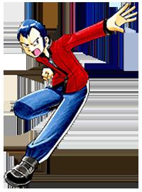 "Norman en el manga <a href=""/es/wiki/Pok%C3%A9mon_Special"" title=""Pokémon Special"" class=""mw-redirect"">Pokémon Special</a>"