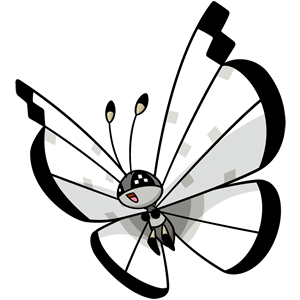 Vivillon polar (dream world)