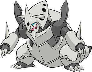 Mega-Aggron (dream world)