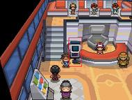 Pokemon 5Ta Gen al lado de la PC