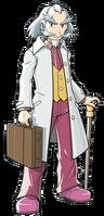 Profesor Gobios (Ranger 3)