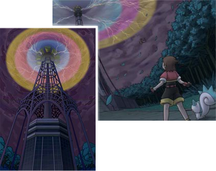Decimosexta misión de Pokémon Ranger