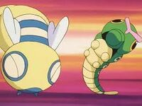 EP193 Dunsparce usando placaje