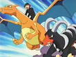 EP205 Charizard y Houndoom