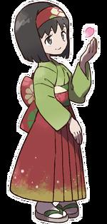 Erika Pokémon Let's Go
