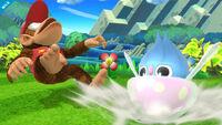 Inkay usando reversión SSB4 Wii U