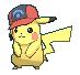 Pikachu Sinnoh SL