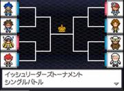 Torneo Mundial Pokémon N2B2 Líderes de Teselia
