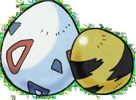 Huevos Pokémon