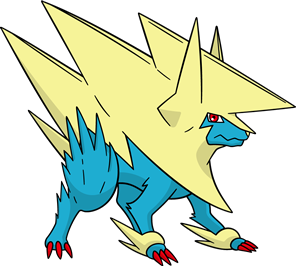 Mega-Manectric (dream world)