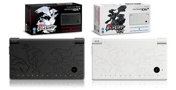 Nintendo DS Edición Negro y Blanco