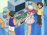 EP524 Niños dispuestos a intercambiar sus Pokémon