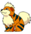 Growlithe (anime SO)