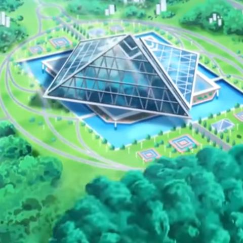 Nueva estructura del gimnasio Celeste