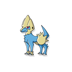 Manectric de Lucy.