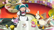 EP904 Nini y sus Pokémon