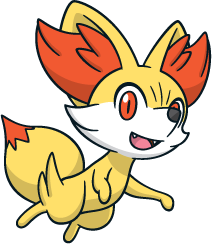 Fennekin (dream world) 2