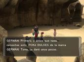 Germán en el Poké espacio Roca Pokémon XD