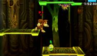 Petilil en Smashventura SSB4 3DS