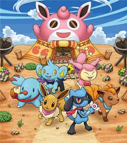 Pokémon frente al Pokégremio