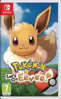 Carátula Pokémon Eevee