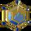 Medalla Iceberg