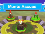 Monte Ascuas (Pokémon Rumble World)