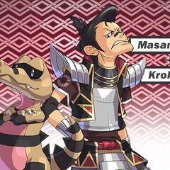 Masanori y su <a href=
