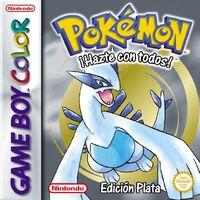 Pokemon Edición Plata