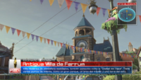Antigua Villa de Ferrum Pokkén Tournament