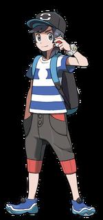 Protagonista masculino SL