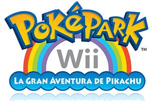 Logo Poképark Wii ES