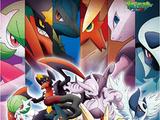 Especial Pokémon Megaevolución