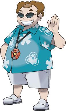 """Ilustración de Treto en <a href=""""/es/wiki/Pok%C3%A9mon_Esmeralda"""" title=""""Pokémon Esmeralda"""">Pokémon Esmeralda</a>"""