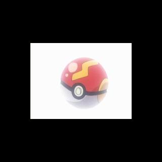 Rapid Ball en el anime.