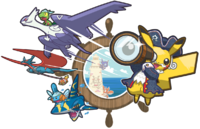 Evento Sharpedo VGC2015