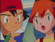 EP007 Ash VS Misty