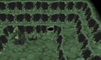 Lugar secreto Túnel Fervergal