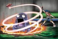 Pokémon Ranger Grimer