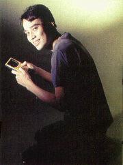Satoshi Tajiri 1990
